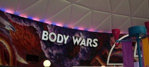 body wars epcot ride