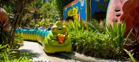 heimlich's chew chew train ride