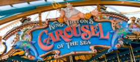 king tritons carousel ride