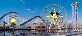 mickey's fun wheel ride